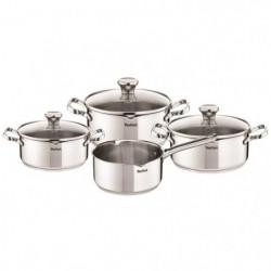 TEFAL A705A835 Duetto Batterie de cuisine Inox Set 7 pieces