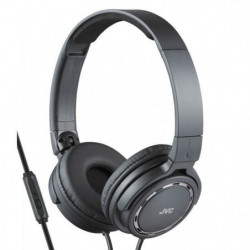 JVC HA-SR525 noir Casque audio avec télécommande