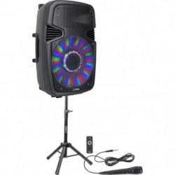 PARTY PARTY-15PACK Enceinte mobile amplifiée - 800W