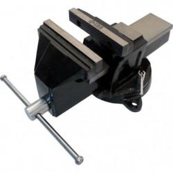 FARTOOLS PRO - ETO 125 Etau 125 mm en fonte a base rotative