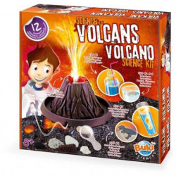 BUKI La science des volcans