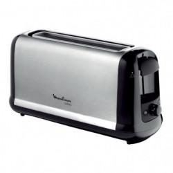 MOULINEX LS260800 Grille-pain Subito - Inox et Noir