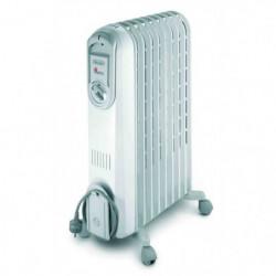 DELONGHI V550920 2000 watts Radiateur bain d'huile mobile