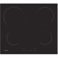 CANDY CH64CCB - Table de cuisson vitrocéramique - 4 zones