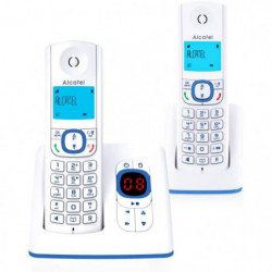 Alcatel F530 voice  duo bleu