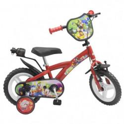 "Vélo 12"" Mickey - Garçon - Rouge"