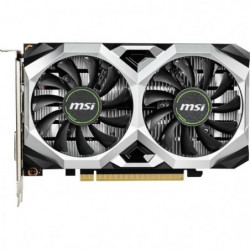 MSI Carte graphique GeForce GTX 1650 Ventus XS 4G OC