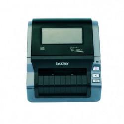 BROTHER Imprimante d'étiquettes QL-1050 - Papier thermique