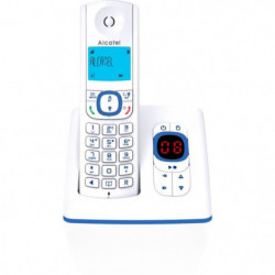 Alcatel F530 voice bleu