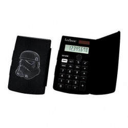 LEXIBOOK - Calculatrice de poche Star Wars