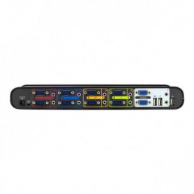 BELKIN Switch KVM SOHO 4 Ports, Dual-Head VGA/USB