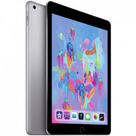 "iPad 9,7"" Retina 128Go - WiFi + Cellular - Gris Sidéral"