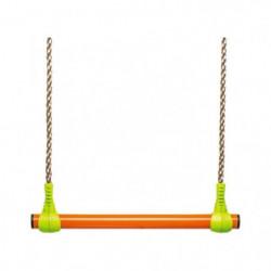 TRIGANO Trapeze en métal - Vert et orange