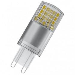 OSRAM Ampoule capsule LED G9 dépolie 3,8 W équivalent à 40 W