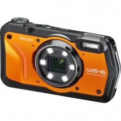 RICOH WG6 Appareil photo Compact outdoor - 20 MP - Vidéo 4K 38465