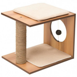 VESPER Arbre a chat Stool - Naturel