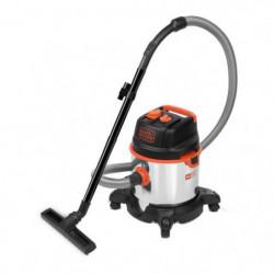 BLACK & DECKER Aspirateur eau et poussiere 1400 W cuve 20 L