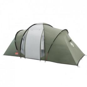COLEMAN Tente Ridgeline 4 Plus - 4 Personnes - Vert et Gris