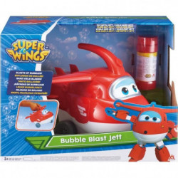 SUPER WINGS Avion Jet a bulles