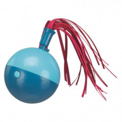 TRIXIE Ball Pop-Up - Plastique - Ø 6 x 9 cm - Pour chat