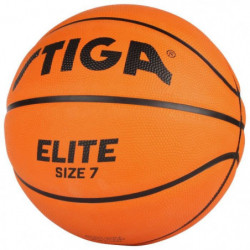 STIGA Ballon de basket-ball Elite  - Orange - Taille 7