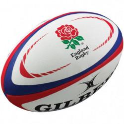 GILBERT Ballon de rugby REPLICA - Taille Midi - Angleterre
