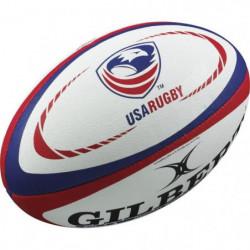 GILBERT Ballon de rugby REPLICA - Taille 5 - USA