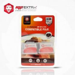 2 x batterie NP-48 NP48 pour FUJI - MP EXTRA
