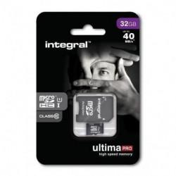 Integral UltimaPro Carte Micro SDHC 32 Go Class 10