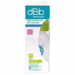 "DBB REMOND Biberon Polypropylene Clear 120 Ml "" Regul'air """