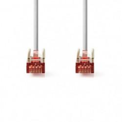 Cable Réseau Cat 6 S-FTP | RJ45 Male - RJ45 Male | 5,0 m | G