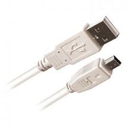 APM Câble USB 2.0 A / Mini USB pour appareil photo M / M - 1