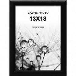 CLASSICA Cadre photo 13x18 cm Noir mat