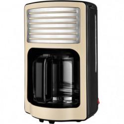 KALORIK TKGCM2500 Cafetiere - Capacité 1,8 L - 1000 W - Beig