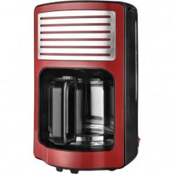 KALORIK TKGCM2500R Cafetiere - Capacité 1,8 L - 1000 W - Rou