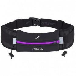 FITLETIC Ceinture Fitletic Ultimate I - noir / violet