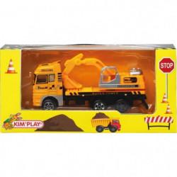 KIM'PLAY Camion - 11 cm