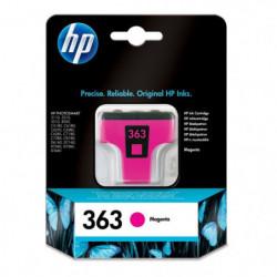 HP 363 Cartouche d'encre Magenta authentique (C8772EE)