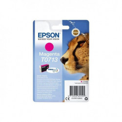 EPSON Cartouche T0713 - Guépard - Magenta