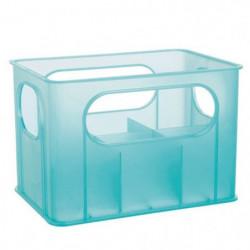 DBB REMOND Porte - biberons pour 6 biberons - Turquoise tran