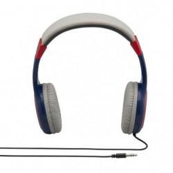AVENGERS casque audio enfant Kidsafe - Arceau réglable pour