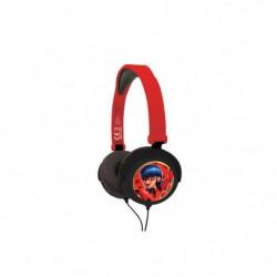 LEXIBOOK - Miraculous - Casque Audio Enfant - Fille