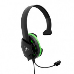 Turtle Beach - Casque Gamer - Recon Chat Noir (compatible Xb