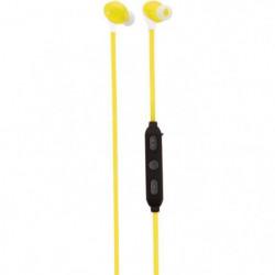 CALIBER MAC060BT Ecouteurs Bluetooth - Jaune