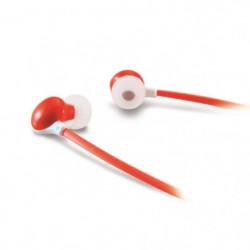 CALIBER MAC060BT Ecouteurs Bluetooth - Rouge