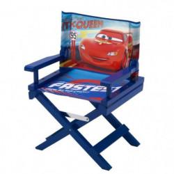CARS - Chaise de Cinéma Enfant - Bleu et Multicolore