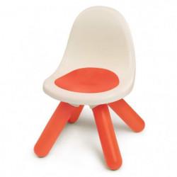 SMOBY - Kid Chaise Intérieure / Extérieure Rouge