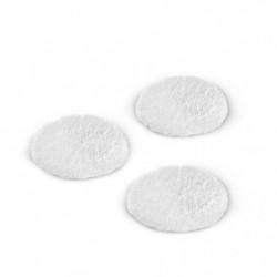 KÄRCHER Lot de 3 pads lustrants pour sols cirés