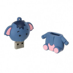 CONTINENTAL EDISON Clé USB 8G Eléphant