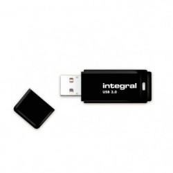 INTEGRAL - Clé USB - 32 Go - USB 3.0 - Noir